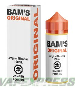 ORIGINAL CANNOLI BY BAM'S CANNOLI 100ML